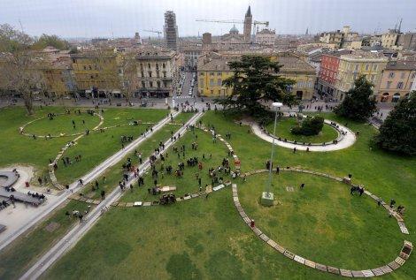 Terzo Paradiso Parma