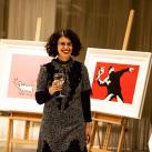 Presentazione Banksy goes to Franciacorta, Milano, 2020
