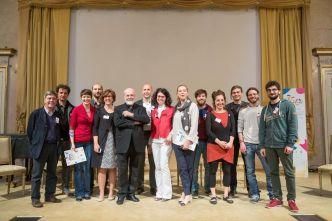 Forum Terzo Paradiso, PARMA 360 Festival della creatività contemporanea, 2016