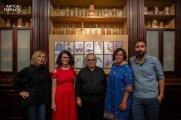 Con Michele Dolz, Antica Farmacia +, Parma, 2019
