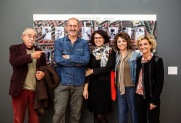 Con Ugo La Pietra, Michele Viganò, Veronica Vittani, StreetScape, Como 2019