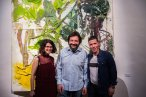 Con Giacomo Cossio e Federico Bonioni, PARMA 360 2017