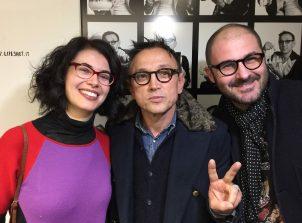 Con Bruno Barbieri e Mr. Savethewall, SetUp, 2015
