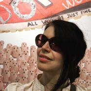 Nella Galleria Poggiali di Milano