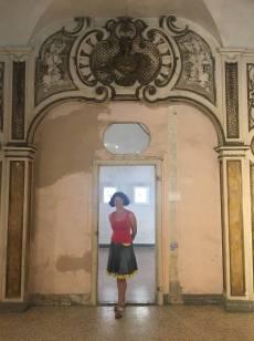 In visita alla Caserma Archeologica di Sansepolcro (AR)