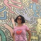 Tuttomondo, Keith Haring, Pisa