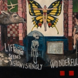Desiderio, Life Seems Astonishingly Wonderful, 70x100cm, olio,2012