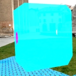 14_Vincenzo Marsiglia, Holo Private Immersion, 2020,still from video capture on HoLolens 2, courtesy of FLKTa